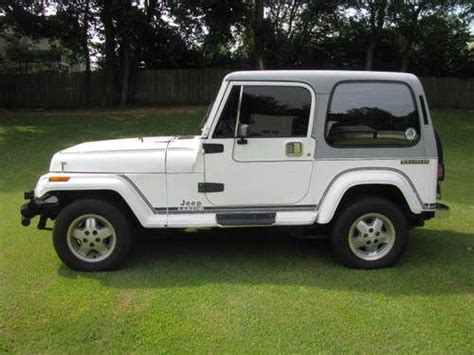 1989 Jeep Laredo For Sale Sell Used 1989 Jeep Wrangler Laredo Sport Utility 2 Door 4
