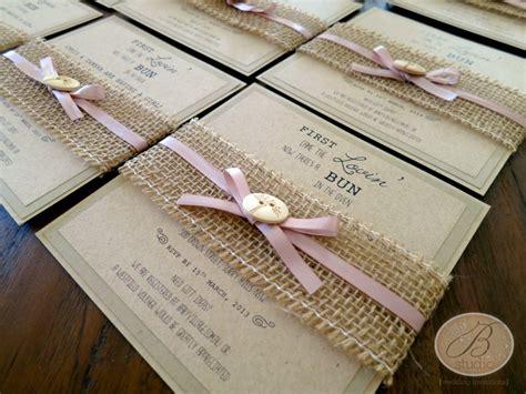 fun bridal shower invitations something borrowed wedding diy