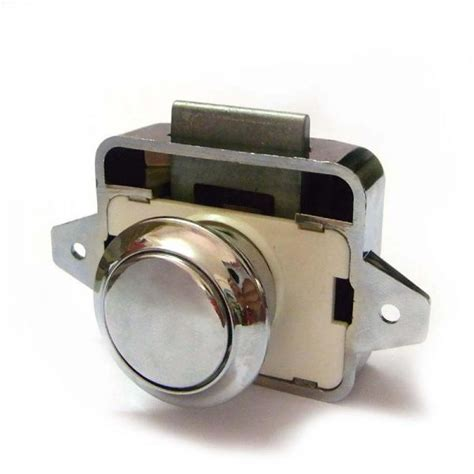 Push Button Cabinet Door Latch by Details Of Push Button Cabinet Latch For Rv Motor Home
