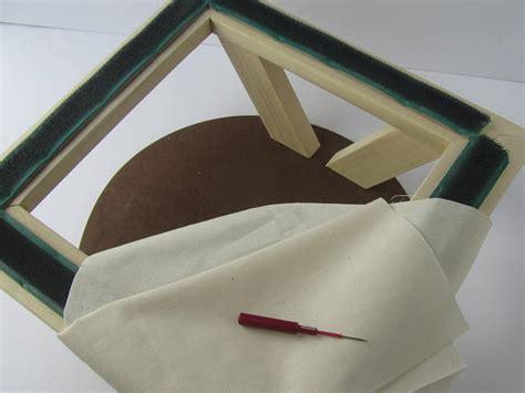 needle punch frame or rug hooking frame punch needle