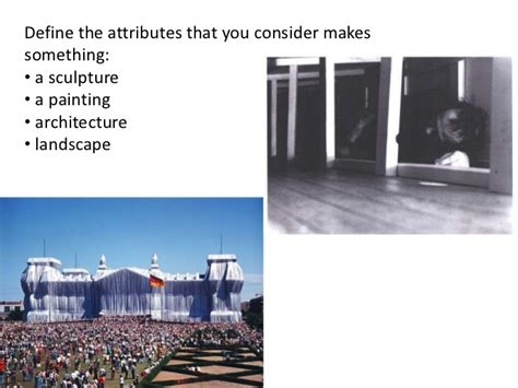Landscape Attributes Definition From Object To Concept Environment Performance And