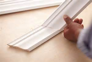 Kitchen Cabinet Trim Molding Ideas How To Install Crown Moulding At The Home Depot