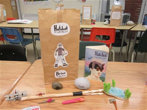 Biography Book Report In A Bag by Runde S Room Paper Bag Characterization