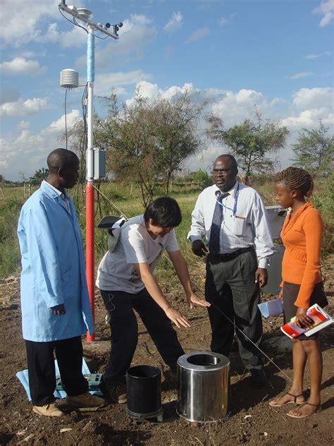 sodel2 jkuat ac ke common juja seotoolnet com weather station at jkuat to foster dry land agriculture
