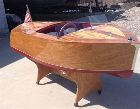 specified woodworking boat chris craft replica wood electric power summer