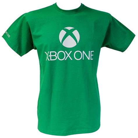 Tshirt Xbox One White xbox one t shirt xbox one