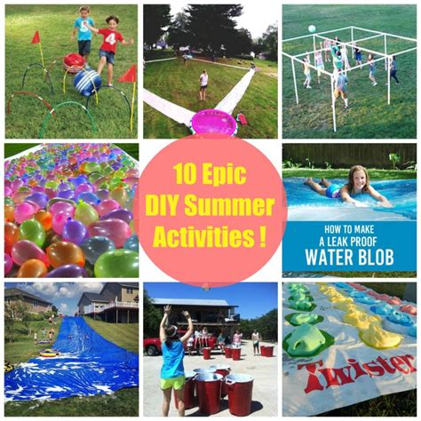 Epic Backyard Games 10 Epic Outdoor To Play This Summer