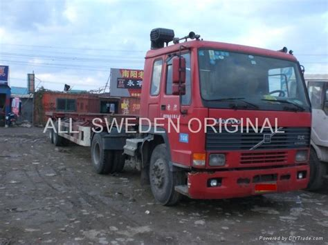 volvo trucks china used volvo truck with trailer fl10 volvo china