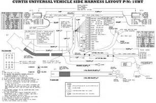 western snow plow wiring diagram western free engine image for user manual