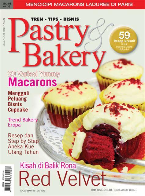 Majalah Pastry jual majalah pastry bakery mei 2012 scoop indonesia