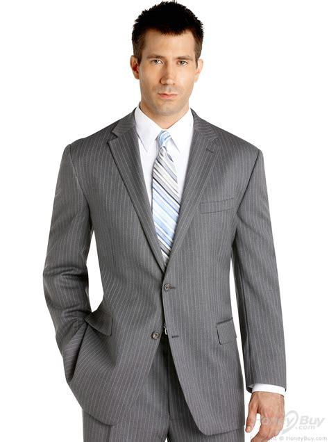 stripes notch lapel slim gents suits