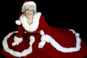 mrs claus for hire