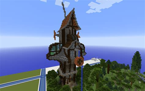 Lighthouse Floor Plans Minecraft The Beauty Of Building Without A Plan The