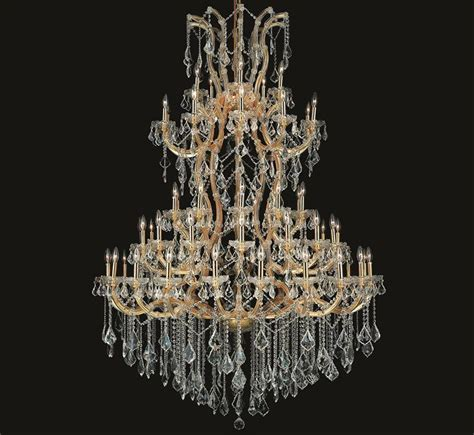 Large Glass Chandelier Theresa Collection 85 Light Large Chandelier Grand Light