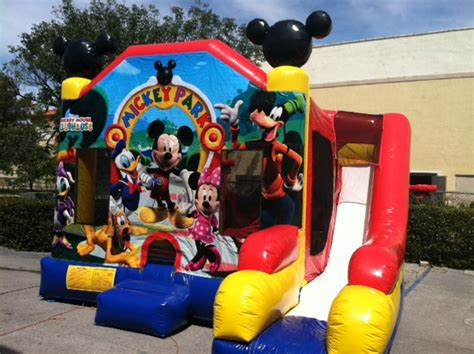 mickey mouse bounce house bounce house rentals bristol ct mickey mouse combo bounce house