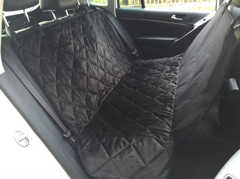 rear hammock car seat cover waterproof car seat cover for pet carrier car rear
