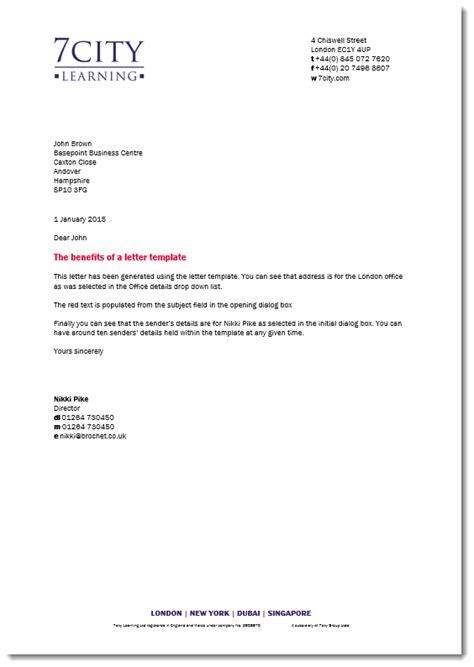 brochet letter template