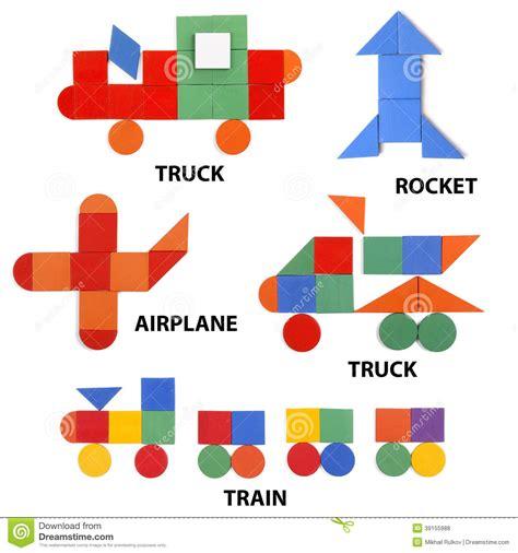 formas geometricas con imagenes fotos figuras geometricas imagens figuras geometricas