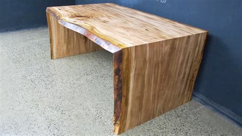 Desk Waterfall by Waterfall Desk Christian Cole Furniture