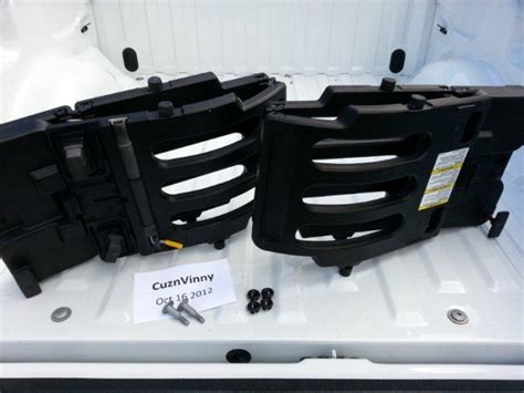 ford f150 bed extender ford f 150 oem stowable bed extender kit new se florida