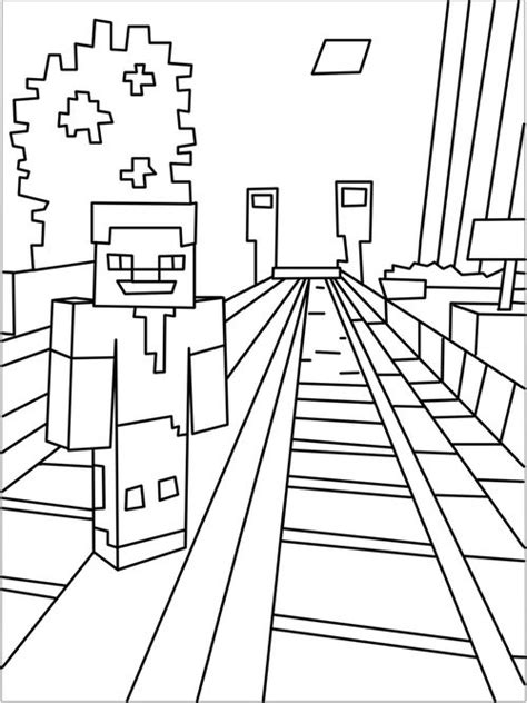 minecraft coloring pages monsters 20 best minecraft images on pinterest minecraft coloring