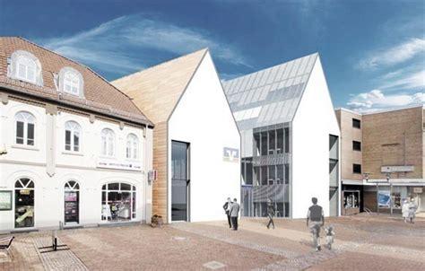 architekt gifhorn bildergalerie zu bank wettbewerb in gifhorn entschieden