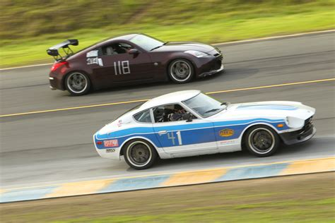 datsun race car z car blog 187 1970 datsun 240z race car
