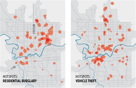 crime pattern analysis report calculating crimes news the pacific northwest inlander