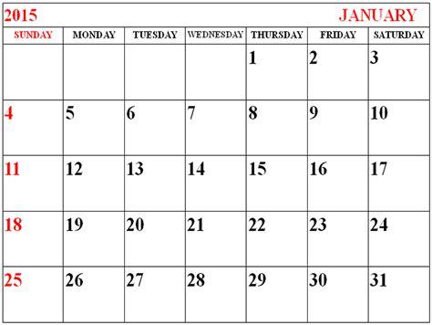 printable calendar january free printable calendar free printable calendar january