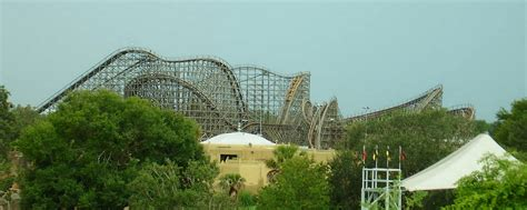 Busch Gardens Gwazi by Top 10 Roller Coasters In Orlando Cultural Travel Guide