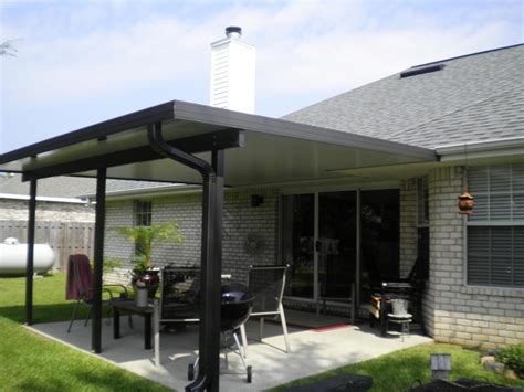Aluminum Covered Patios by Patio Tops Studio Design Gallery Best Design