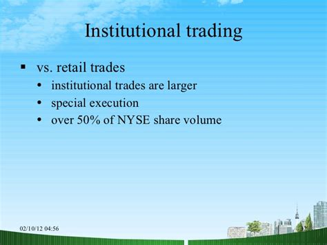 Mba Finance In Stock Market by The Common Stock Market Ppt Mba Finance