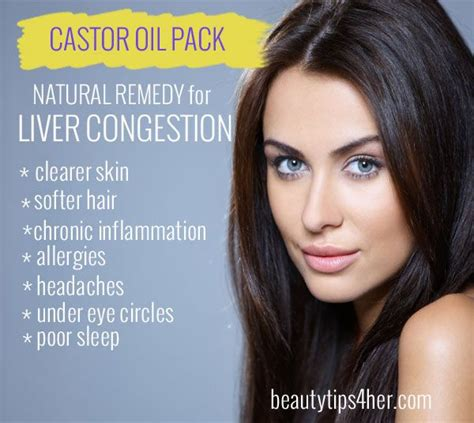Castor Liver Detox Side Effects by Castor Packs For Detoxification Allergies And Liver