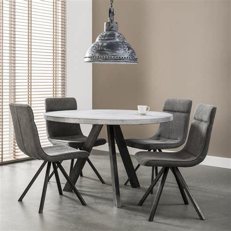 ronde eettafel wit met stoelen ronde eettafel kopen online internetwinkel