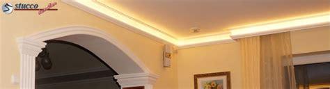 gesimse styropor indirekte beleuchtung mit stuckleisten aus styropor
