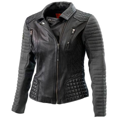 chaqueton de cuero a power chaqueta cuero mujer accesorios