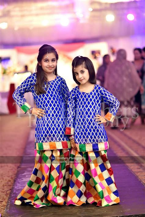 pakistani weddings kids designer dresses kids fashion