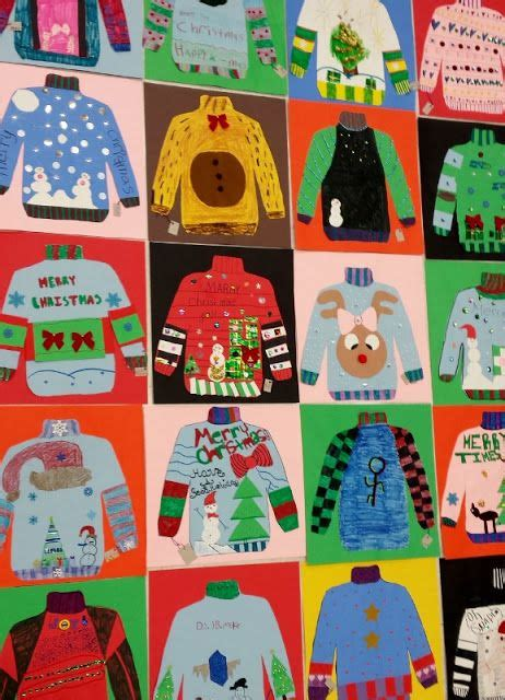 Artist Study Abu Sweater mrs pearce s room sweaters ideas holidays room and lessons