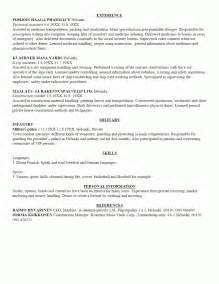 Cover Letter Skills Exles by Cover Letter Language Proficiency Cover Letter