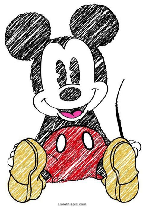 doodle mickey mouse mickey mouse pictures photos and images for