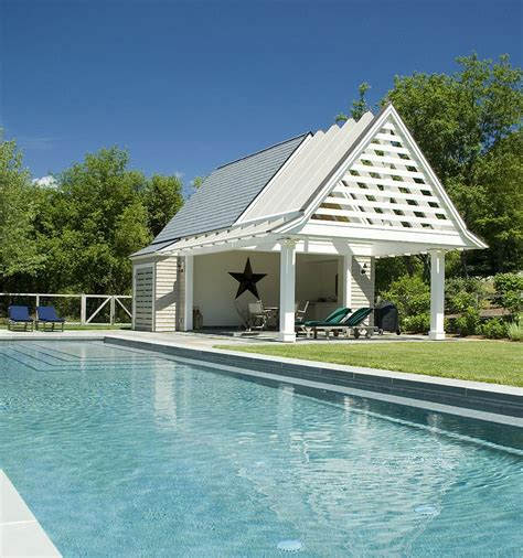 house pool 25 pool houses to complete your dream backyard retreat