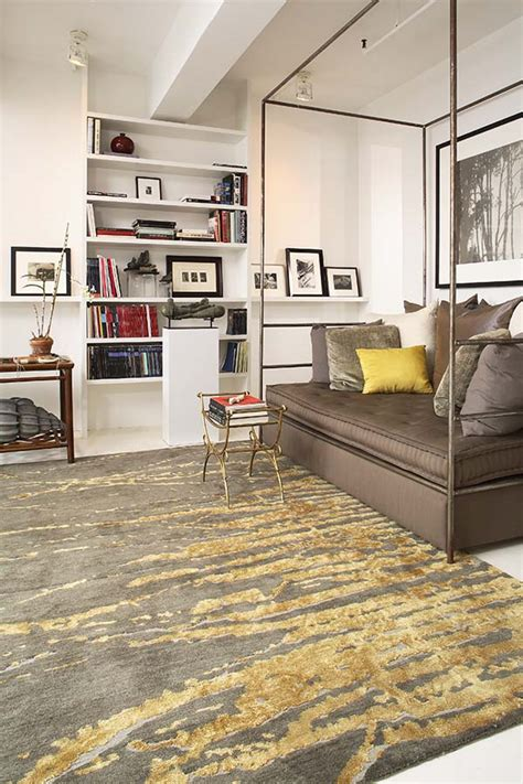 earthy decorating ideas with tufenkian carpets