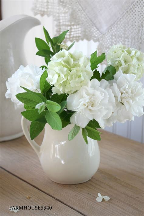 fresh cut flowers farmhouse 5540 weekly inspiration fresh cut flowers