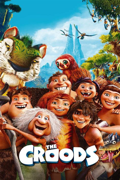 film cartoon croods the croods is my all time favorite movie it has a great