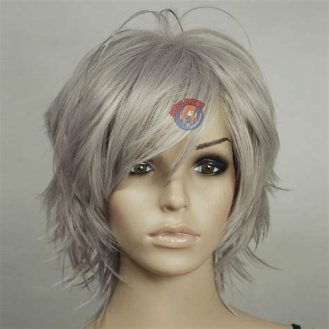 shag cuts for grey hair 25 best ideas about short shaggy haircuts on pinterest