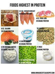 foods high in protein high protein low carb recipes