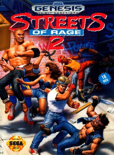 Rage 2 Free Streets Of Rage 2 Review My Brain On