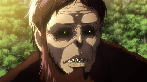who is the beast titan beast titan vs mike attack on titan shingeki no kyojin