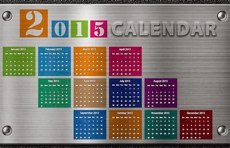 Calendario En Ingles 2015 Enero 2015 Calendarios 2018 Para Photoshop