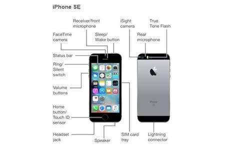 iphone se manual user guide